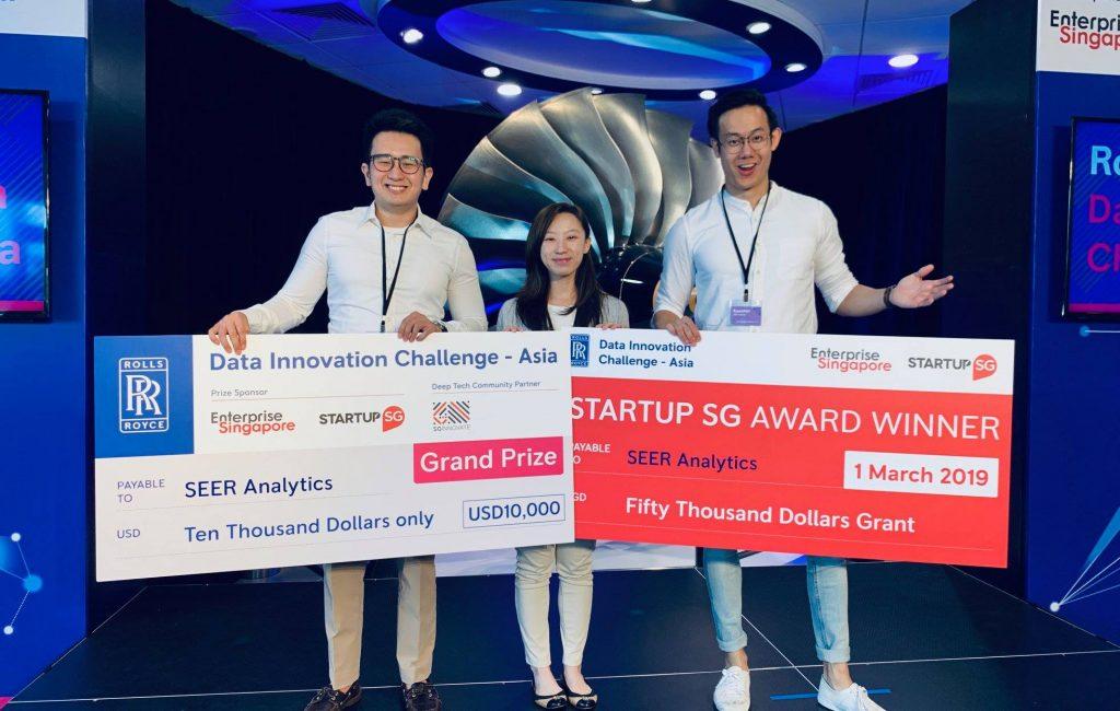 Rolls-Royce Data Innovation Challenge 2019 Award Ceremony