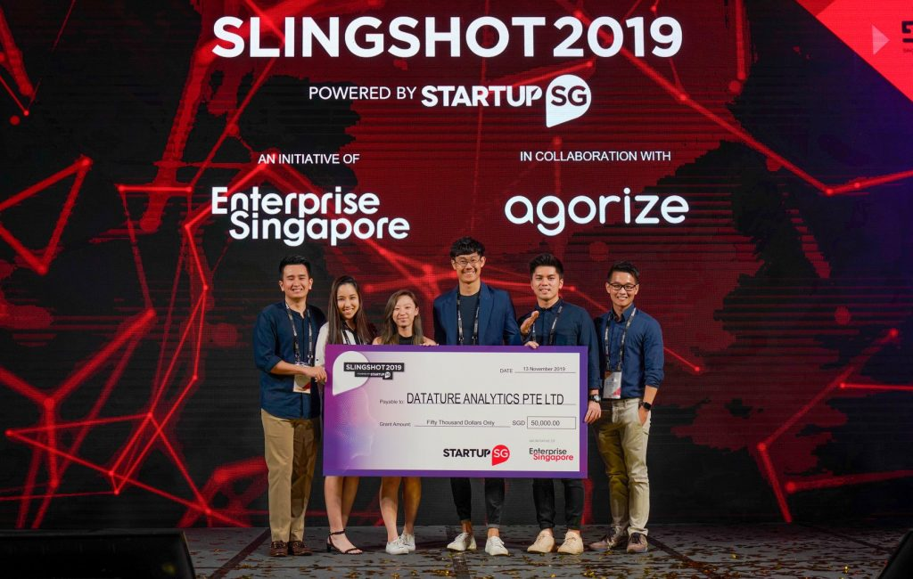 SLINGSHOT 2019 Award Ceremony